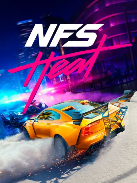 Need for Speed Heat Deluxe Edition XBOX One KOD KLUCZ