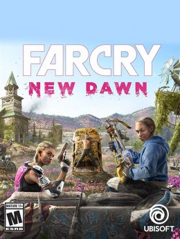 Far Cry New Dawn Deluxe Edition Uplay KOD KLUCZ