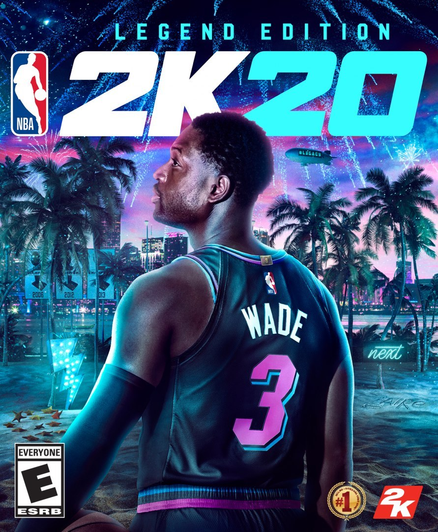 NBA 2K20 Legend Edition Steam KOD KLUCZ