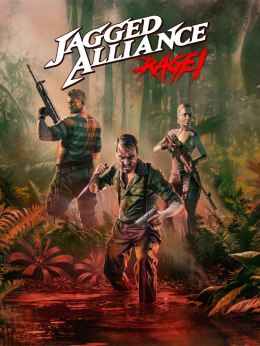 Jagged Alliance Rage! PS4 KOD KLUCZ