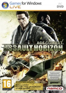 Ace Combat Assault Horizon Enhanced Edition Steam KOD KLUCZ