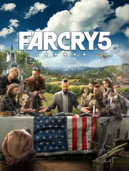 Far Cry 5 XBOX One KOD KLUCZ