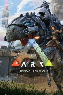 ARK Survival Evolved Nintendo Switch KOD KLUCZ
