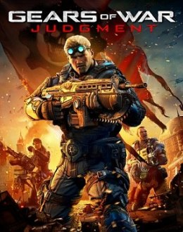Gears of War Judgment XBOX One KOD KLUCZ