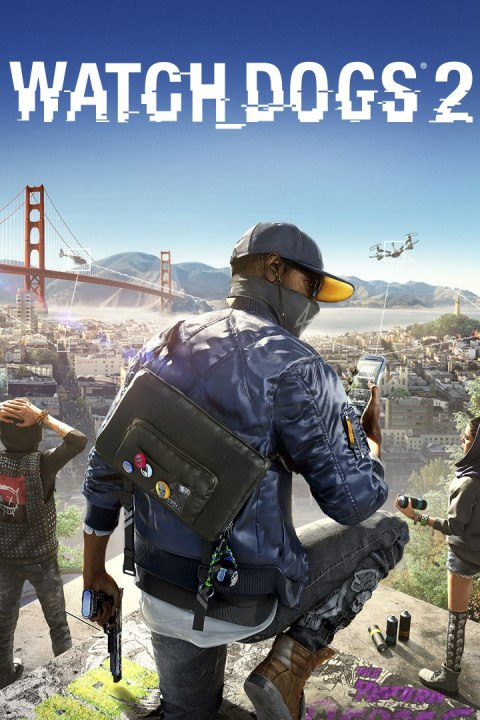 Watch Dogs 2 Gold Edition XBOX One KOD KLUCZ