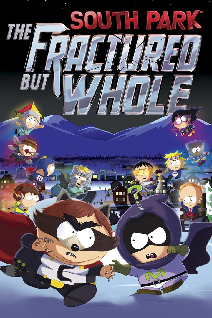 South Park The Fractured but Whole XBOX One KOD KLUCZ
