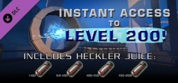 Anarchy Online Access Level 200 Heckler Juices DLC Steam KOD KLUCZ
