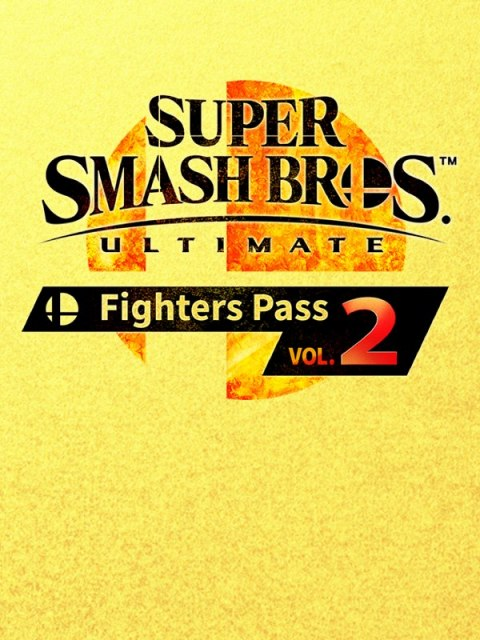 Super Smash Bros. Ultimate Fighters Pass vol. 2 DLC Nintendo Switch KOD KLUCZ