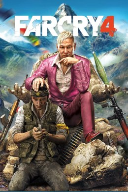 Far Cry 4 XBOX One KOD KLUCZ