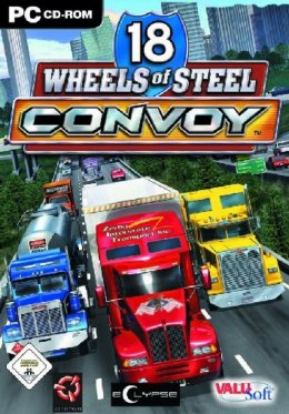 18 Wheels of Steel Convoy Steam KOD KLUCZ