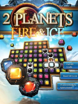 2 Planets Fire and Ice Steam KOD KLUCZ